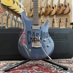 MUSIC MAN Luke III 3 HH BODHI BLUE (VALUTIAMO PERMUTE), Gas Music Store - Permute on line
